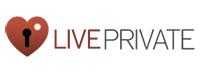 LivePrivate logo